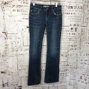 MEK Denim Zanzibar Bootcut Jeans